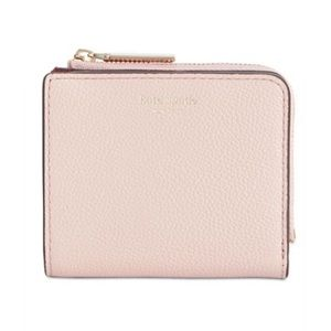 NWT KATE SPADE Leather Pebble Bifold Wallet